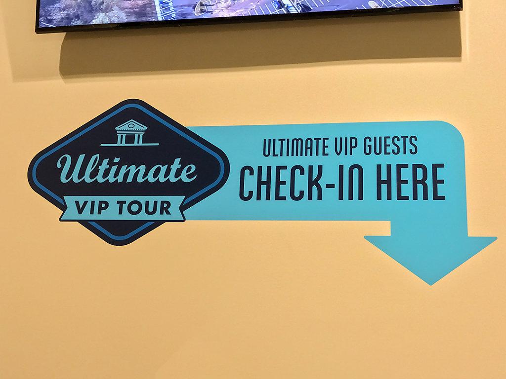 Ultimate VIP Tour